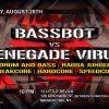 Virus VS Bassbot AUG 20th, 2004 Uncle Ming's NYC