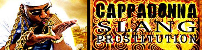 Cappadonna Interview: Slang Prostitution