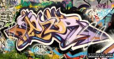 Abstract Graff Style