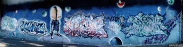 Aerosol Art Mural