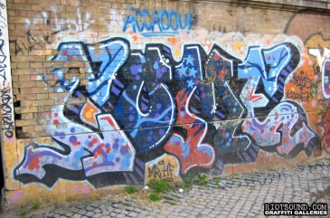 COME Roma Graffiti