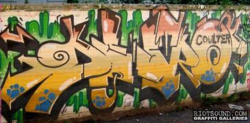 Canadian Graffiti Art