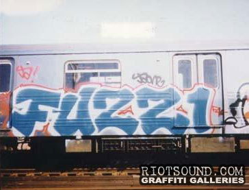 FUZZ ONE NYC Subway Burner