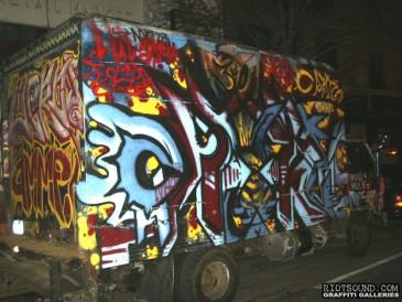 Graffiti Truck 02