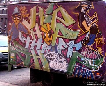 Hip Hop Thrift Shop