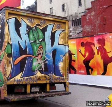 Mok Graffiti