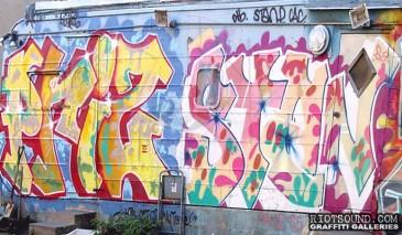 PRIZ STAN TS5 Graffiti