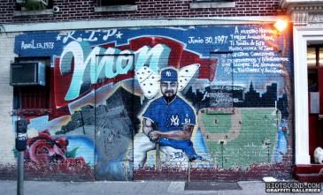 RIP Mural Bronx