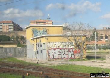Reps Rome Graff
