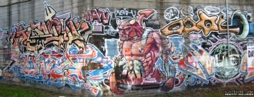 Roma Graffiti Production