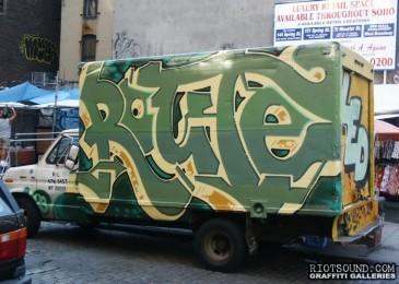 Route Graffiti