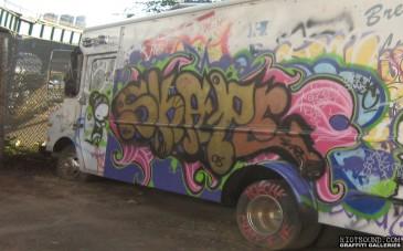 SKAPE Graffiti