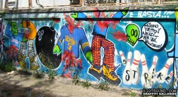 STRIKE Rome Artwork