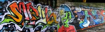 Street Art Wall