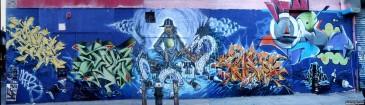 Tats Cru Wall Bronx