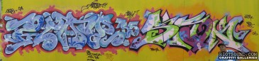 The_Spanish_5_Graffiti_Production