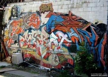 Toronto Graffiti Art