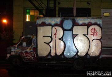 Truck Graffiti 05