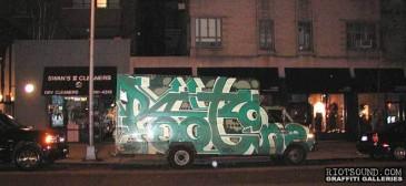 Truck Graffiti 07