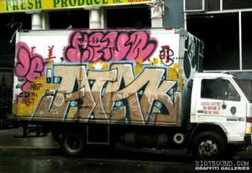 Truck Graffiti 15