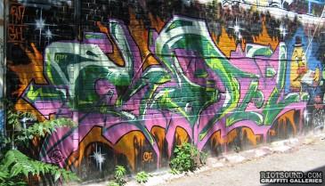 Wildstyle Street Art