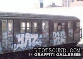 YAZ_New_York_Subway_Graffiti