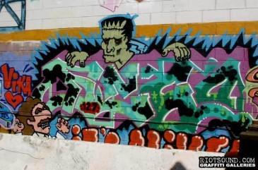 cartoon Graffiti116