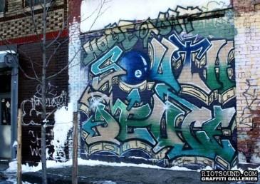 south side Graffiti60