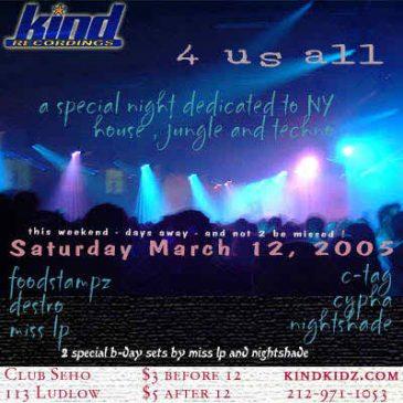 ForUsAllMar2005 Flyer