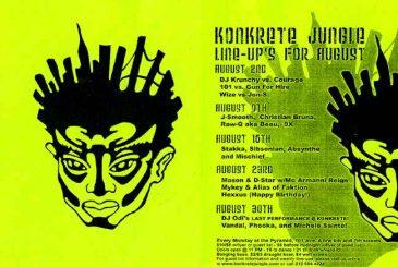 KonkreteJungleAug2004 flyer