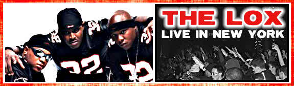 The Lox Reunite On Stage In New York