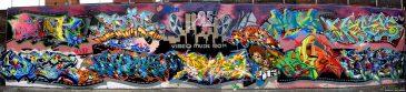 DEZ PART1 SHOCK123 TKID Mural