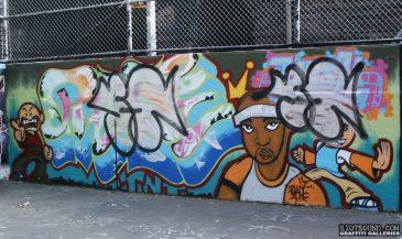 Graffiti Hall Of Fame 2005