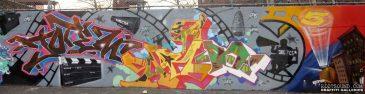TC 5 Graffiti Mural
