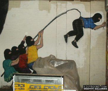 18 Graffiti Terrorists