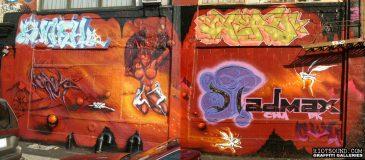 22 Mural