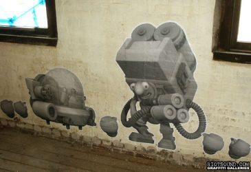 30 Lepos Street Art