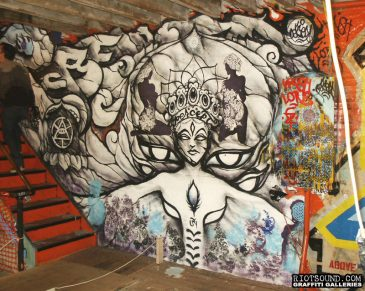 44 Wall Mural
