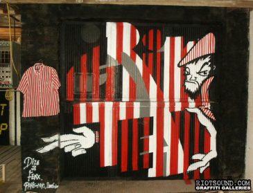 48 Street Art Instillation