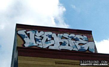 4 Vickie Graffiti