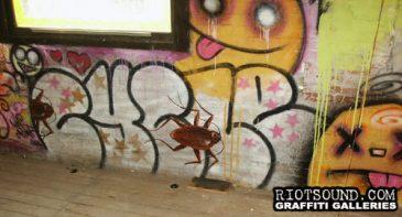 50 Cycle Graffiti