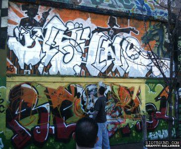 56 Graffiti Artist