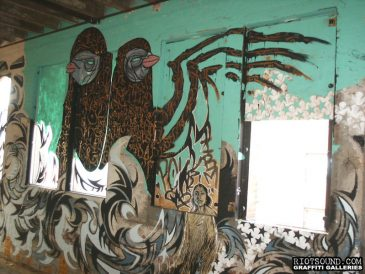 57 Wall Painting