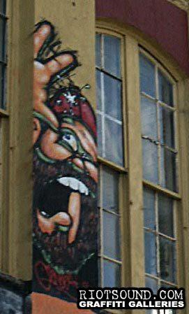 5 Graffiti Character