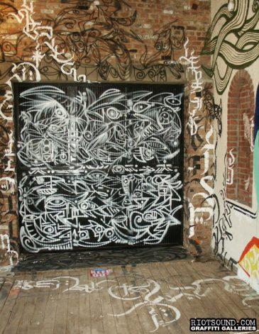 68 Doorway Art