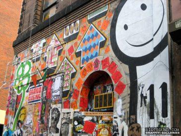 76 Outdoor Street Art
