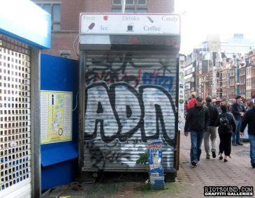 ADN Graffiti