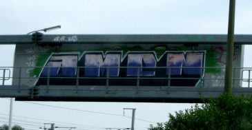 AMEN Graffiti