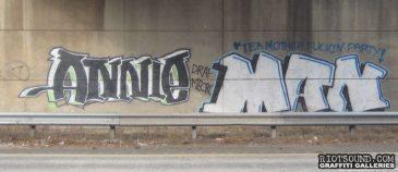 ANNIE MAN