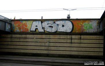 ASD Graffiti